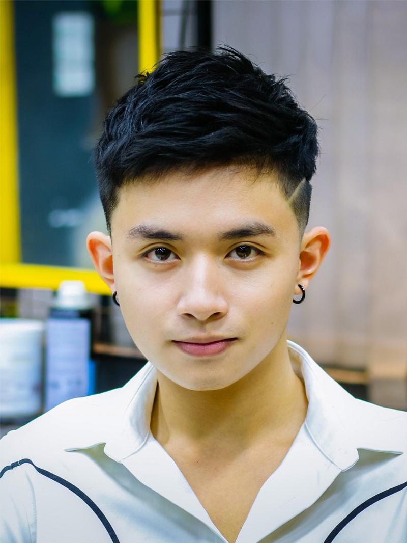 Kiểu tóc Jaycut