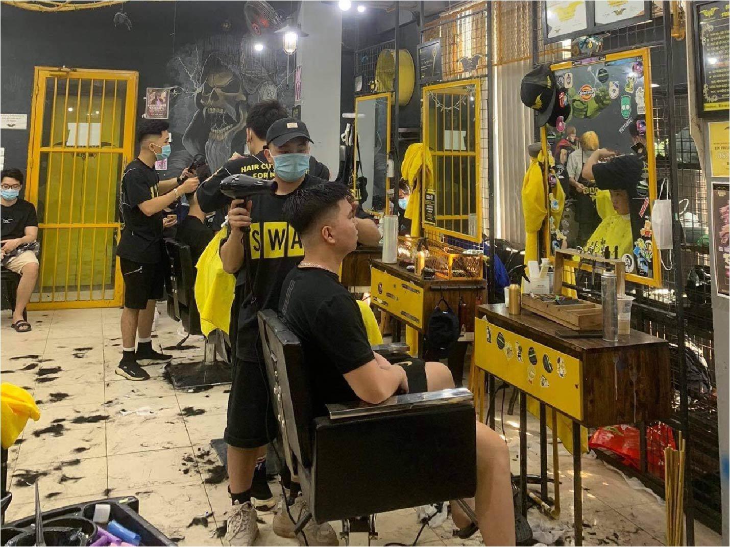 Phong BvB cơ sở Định Công