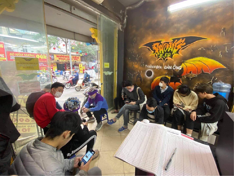 Phong BvB cơ sở Nguyên Hồng