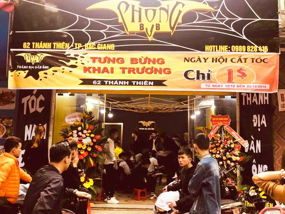 Phong BVB cơ sở Bắc Giang