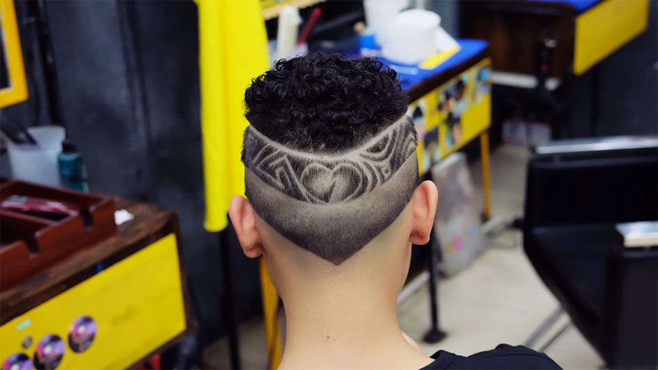 Tatoo Hair
