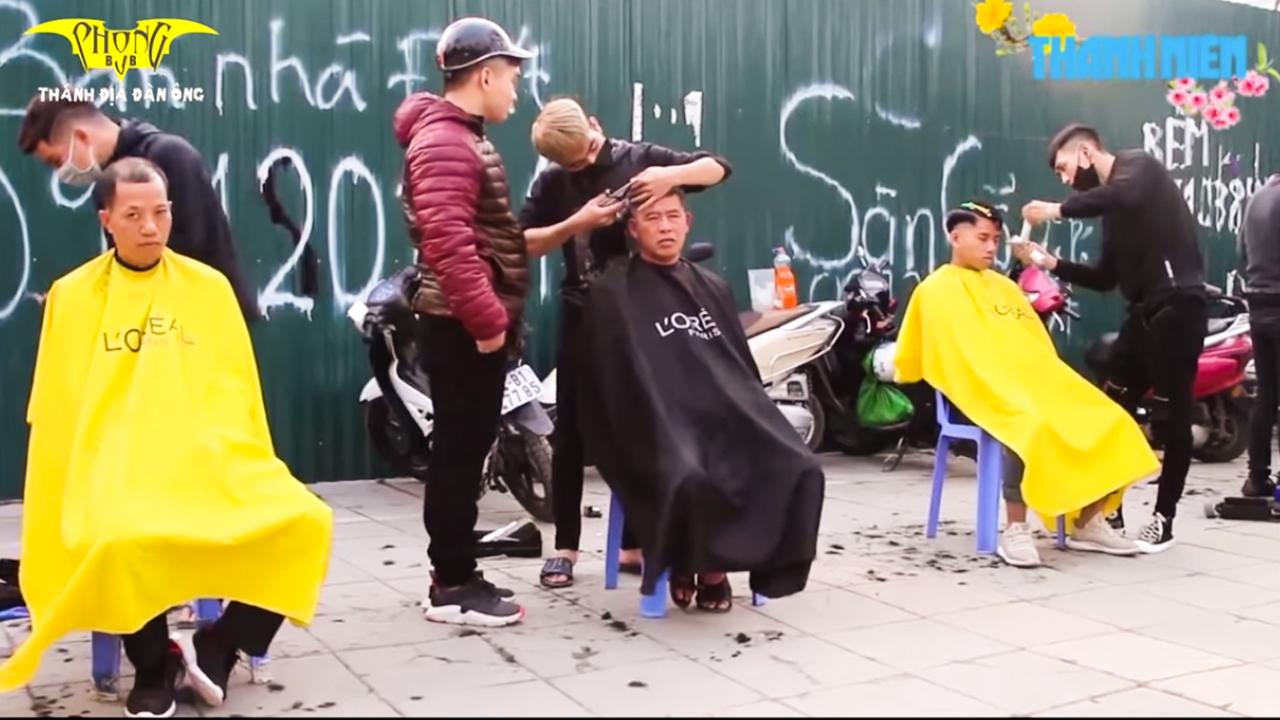 Báo Thanh Niên đưa tin về học viện đào tạo tóc nam Phong BvB