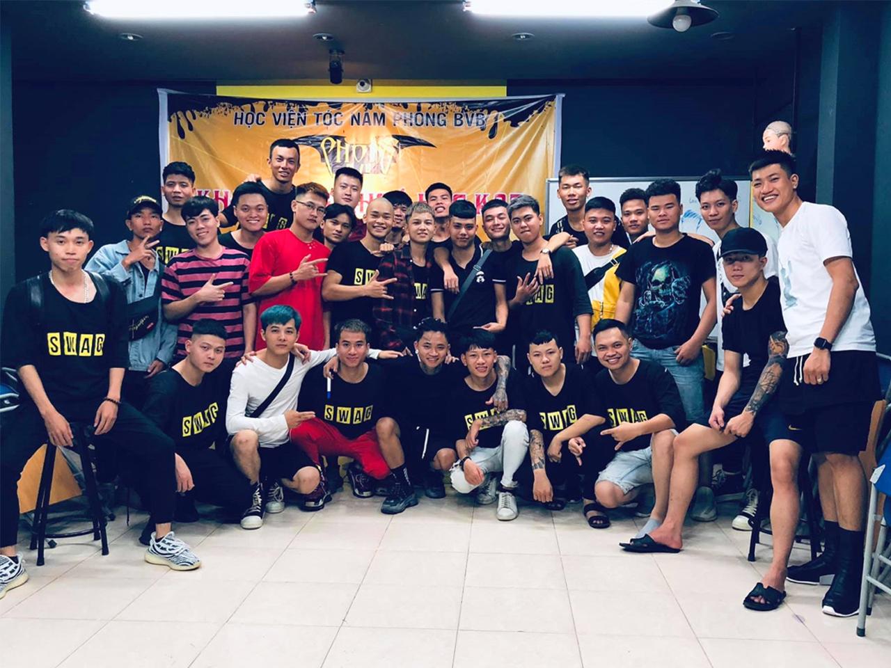 Lễ khai giảng Khóa học mới Phong BvB