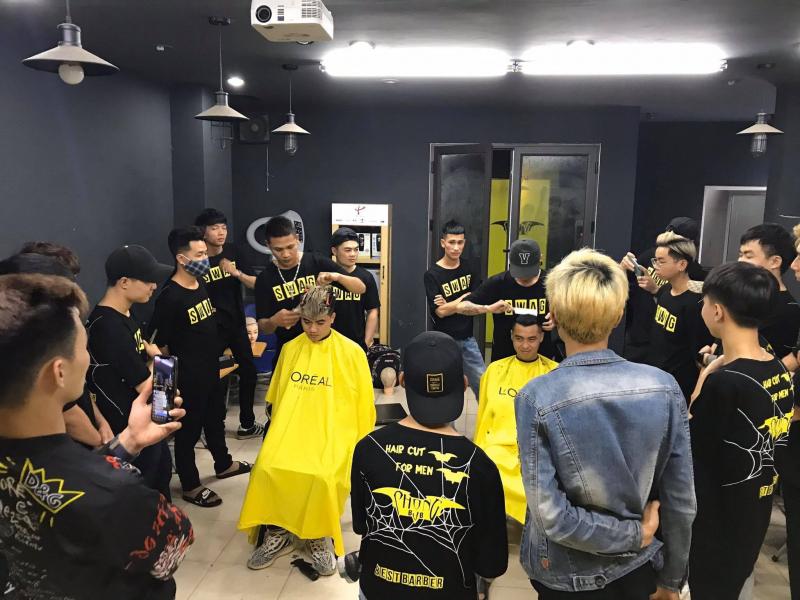 Giới thiệu đôi nét về hệ thống tiệm cắt tóc Phong BvB
