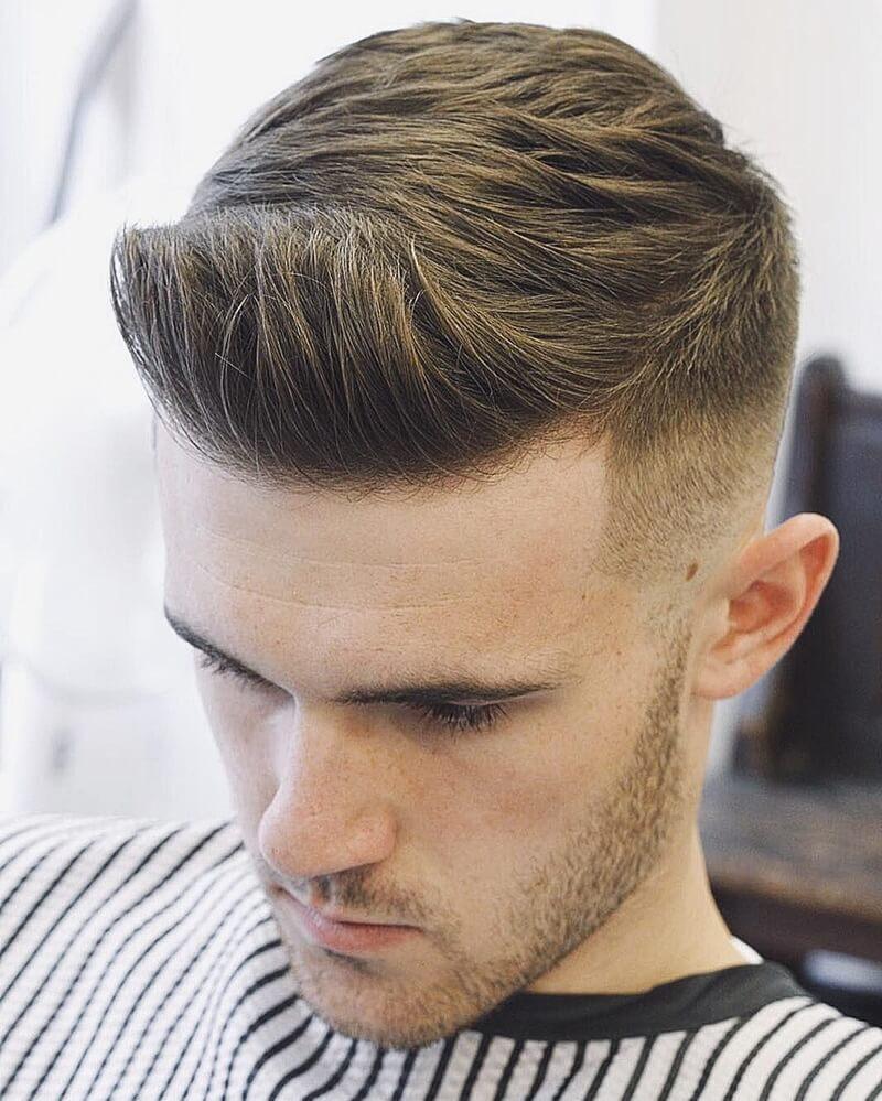 Hấp dẫn mọi ánh nhìn với kiểu tóc Short Quiff tại Phong BvB