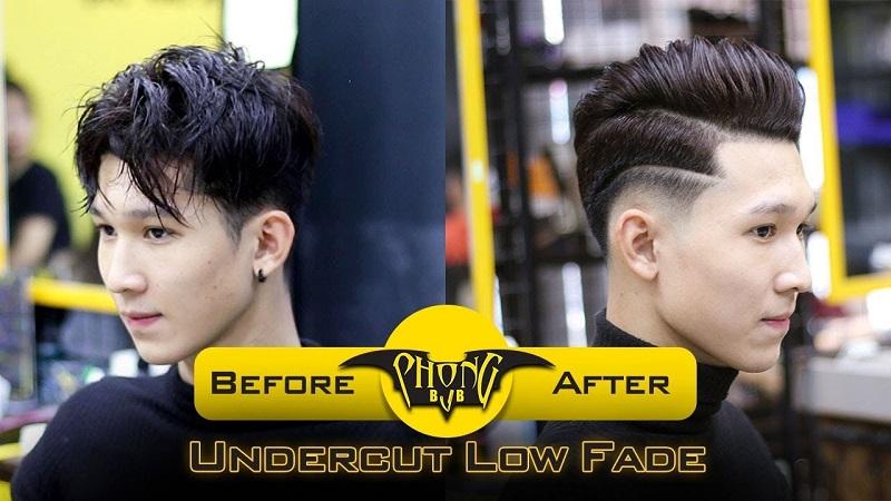 TOP 10 kiểu tóc nam đẹp, chuẩn men cho từng khuôn mặt tại Phong BvB