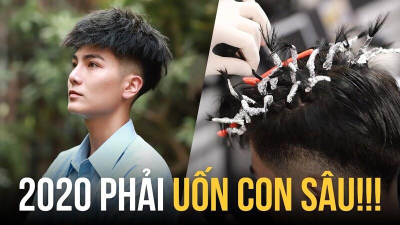 Uốn Fly Con Sâu: Kiểu tóc Hot nhất mùa hè 2020 tại Phong BvB