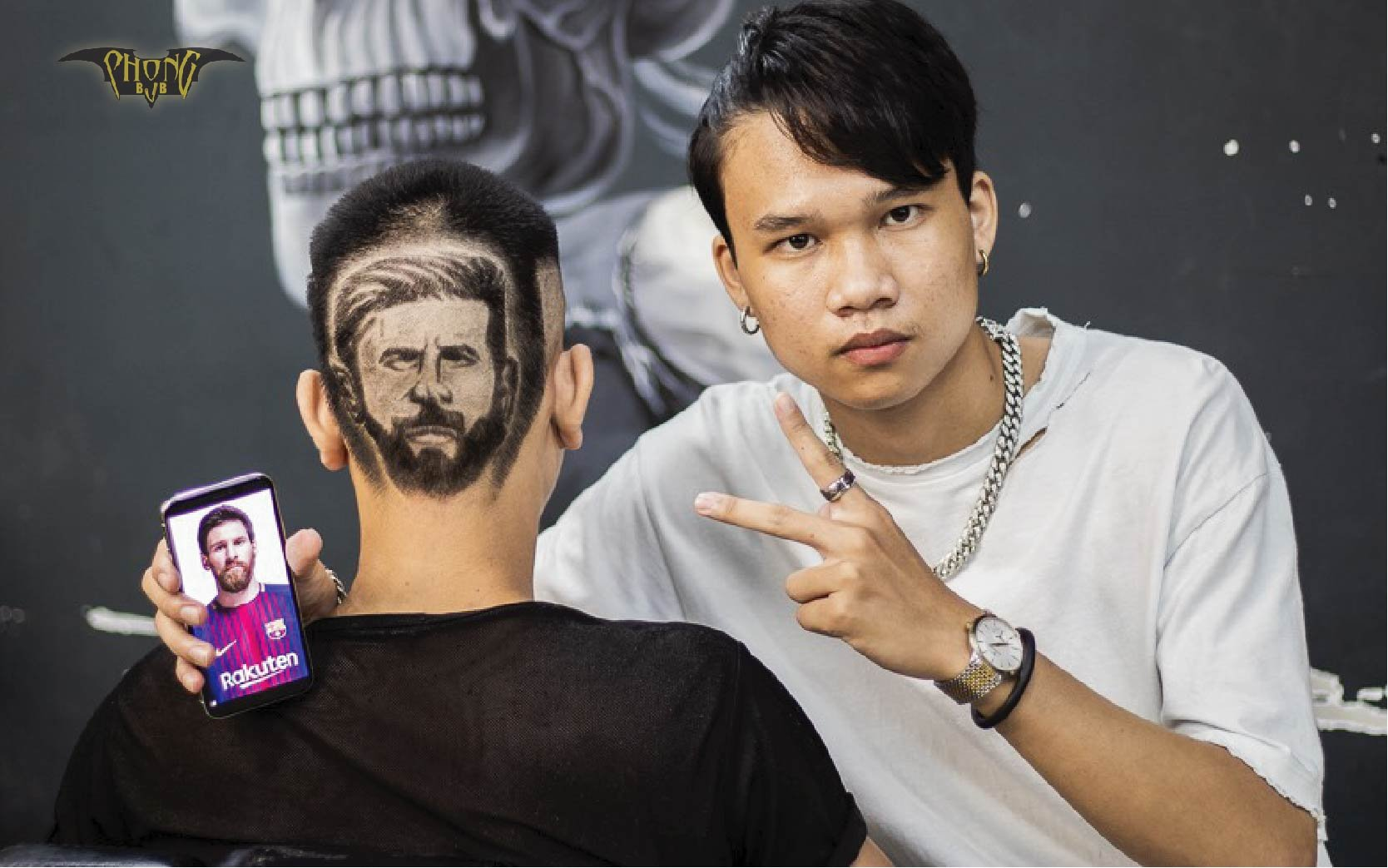 Mẹo để thợ cắt tóc hiểu ý - Biến kiểu tóc trong mơ thành hiện thực